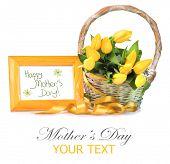 stock photo of gift basket  - Mother - JPG