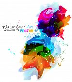 picture of letterhead  - Watercolor Background and yes - JPG