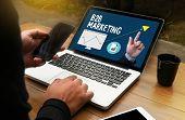 B2B Marketing  Business To Business Marketing Company , B2B Business To Business Corporate Connectio poster