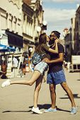 Love. Love And Romance, Couple In Love, Friendship And Relations, Summer Vacation, Feeling And Emoti poster