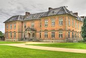 An HDR image of seventeenth century stately home Tredegar House