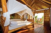 Wooden Bungalow with Perfect Tropical Seaview
