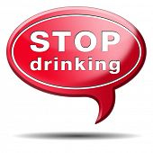 stop drinking alcohol rehabilitation rehab therapy quit addiction
