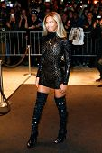 NEW YORK-DEC 21: Entertainer Beyonce attends a release party and screening for her new self-titled a