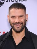 LOS ANGELES - MAY 16:  Guillermo Diaz arrives to the