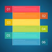 pic of step-up  - Modern business design template - JPG