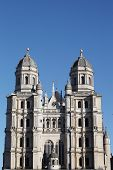 pic of michel  - Saint Michel church in Dijon - JPG