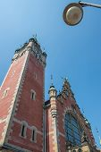 picture of polonia  - Gdansk Main Station  - JPG