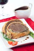 picture of beef wellington  - Beef Wellington  - JPG