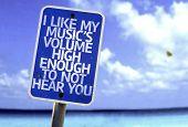 foto of hearing  - I Like My Music - JPG