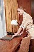 stock photo of maids  - Room service - JPG
