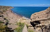 Issyk-kul Lake Shore, Located In Northern Tian Shan Mountains In Eastern Kyrgyzstan, It Is Seventh D poster