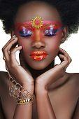 Постер, плакат: Африканские красоты