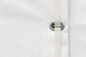foto of tarp  - white tarp or waterproof tarpaulin detail background - JPG