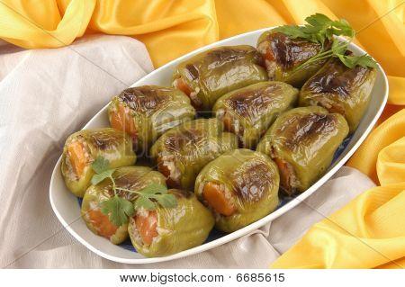 Постер, плакат: Турция виды холодных блюд и десертов, холст на подрамнике