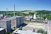 image of tomas  - View to the Zlin city Czech Republic - JPG