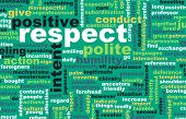 stock photo of respect  - Self Respect and Confidence in a Character - JPG