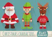 pic of elf  - Christmas characters - JPG