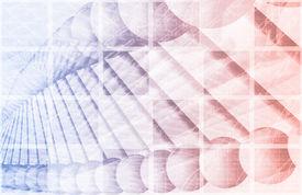 image of genes  - DNA Medical Science and Biotech Chemistry Genes - JPG