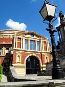 stock photo of kensington  - The Royal Albert Hall - JPG