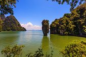 stock photo of james bond island  - Delightful island - JPG