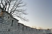 picture of seoul south korea  - Hanyangdoseong a fortress wall in Seoul city in Korea - JPG