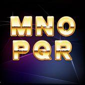 foto of swag  - Vector Golden Shiny Alphabet for your designs - JPG