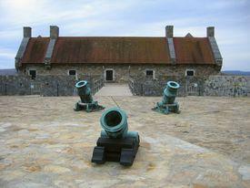 picture of ticonderoga  - fort ticonderoga - JPG