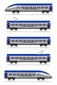 InterCity Express train set