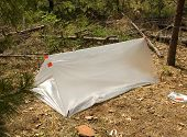 picture of gaffer tape  - temporary survival shelter made from large clear plastic bags gaffer - JPG