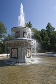pic of samson  - Fountain in Petrodvorets  - JPG