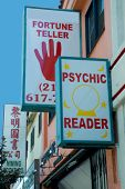 pic of fortune-teller  - fortune tellers sign - JPG