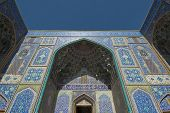 Постер, плакат: Шейх Lotf Аллах мечеть Исфахан Иран