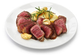 picture of wagyu  - wagyu beef steak - JPG
