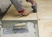 stock photo of overhauling  - Home improvement - JPG