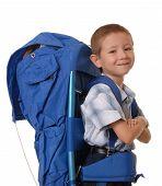 Hiking Boy 15 poster
