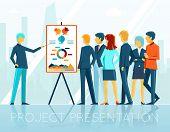 stock photo of seminars  - Business meeting - JPG