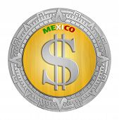 Постер, плакат: Mexican Money