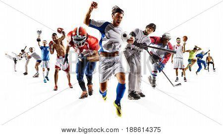 Huge multi sports