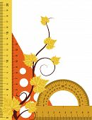 picture of protractor  - Ruler - JPG
