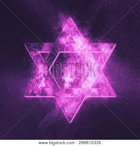 Magen David Symbol Star Of