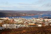Autumn In Murmansk