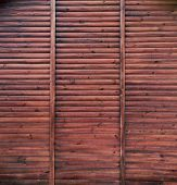 Texture Of The Wood, Wooden Boards. Old Wood Wall For Texture And Background. Brown Wooden Fence Pan poster