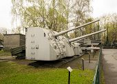 Russian Military Anti Boat Cannon