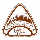 picture of aconcagua  - Aconcagua - JPG