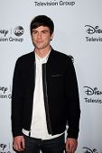 LOS ANGELES - JAN 17:  Blake Lee at the Disney-ABC Television Group 2014 Winter Press Tour Party Arr