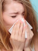 picture of allergy  - Flu - JPG