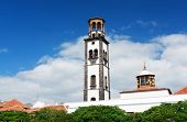 stock photo of senora  -  Church of Nuestra Senora de la Concepcion in Santa Cruz de Tenerife - JPG