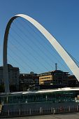 Gateshead Millennum Bridge