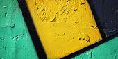 image of graffiti  - Graffiti closeup  - JPG
